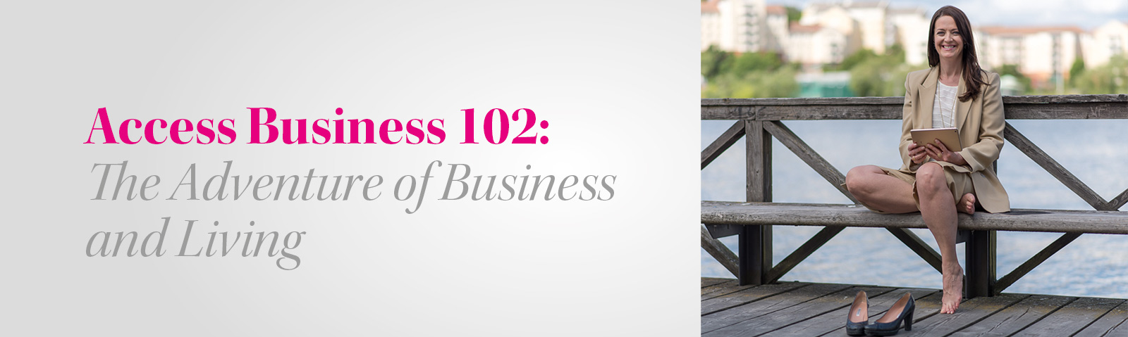 Access Business 102: The Adventure of Business and Living