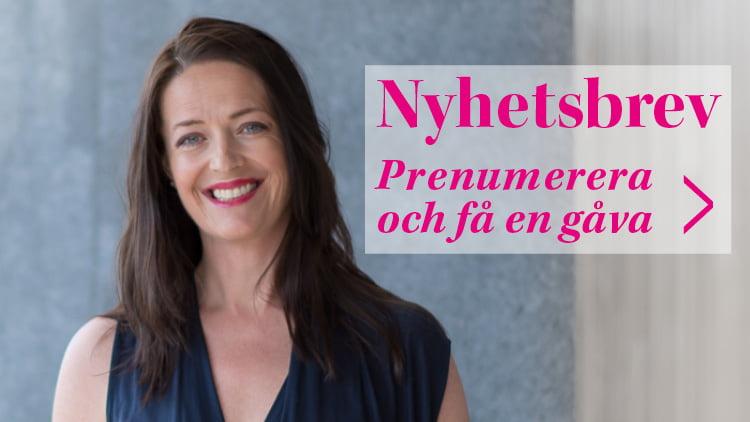 Katarina Nilsson Nyhetsbrev