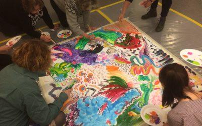 Skapande utan måsten – följ med på konstäventyret